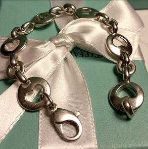 Sterling Silver Tiffany & Co. Retired Bracelet